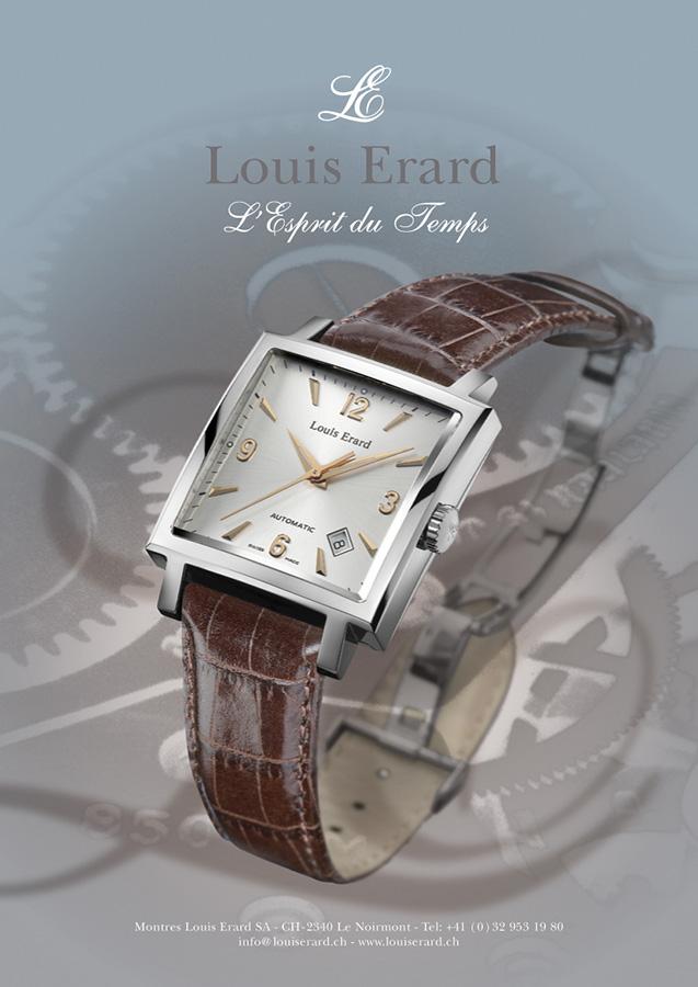 Affiche Louis Erard