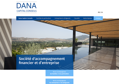 Site Dana Capital