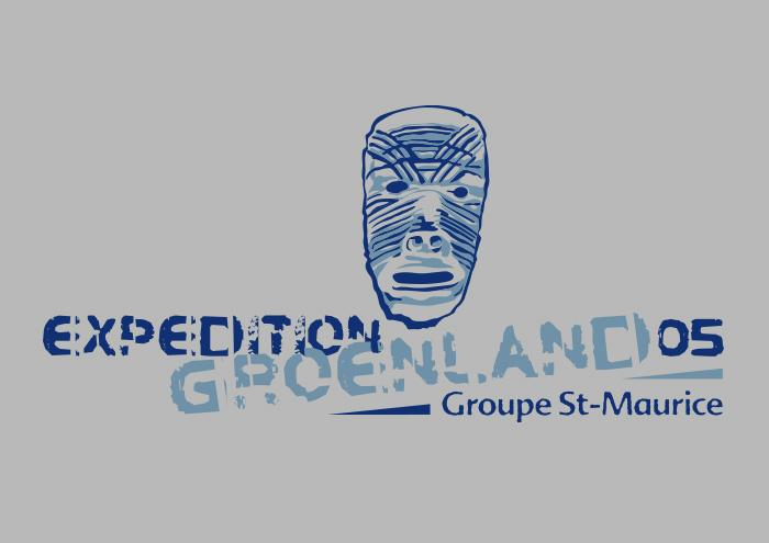 Logo Expédition Groenland 2005