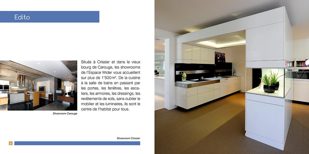 Espace Wider – Booklet édito